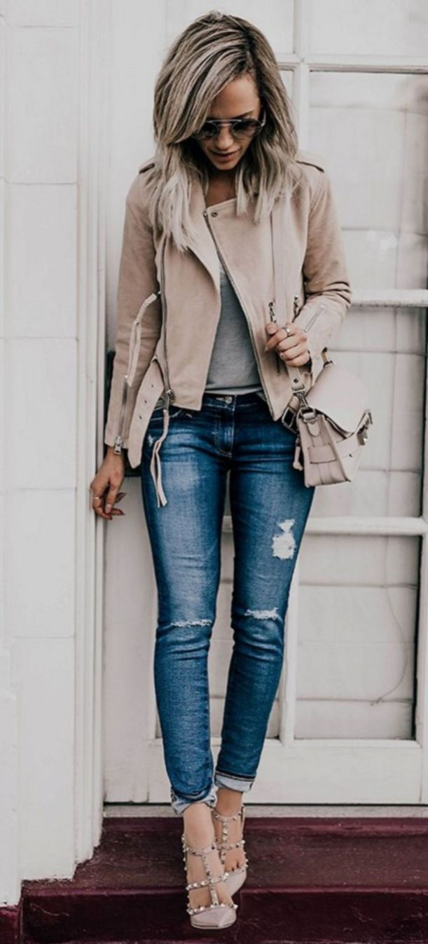 Best ideas to stay cozy amp look stylish in winter fashion amp trend - Best Comfortable Women Fall Outfits Ideas As Trend 2017 212