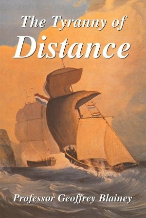 I mostly read and talk about fiction but Geoffrey Blainey's The Tyranny of Distance which I read in Year 12 changed my mind about which major to do at Uni. It was going to be English but I changed to history because T of D was told so well and inspiring. The first narrative history book I had experienced.