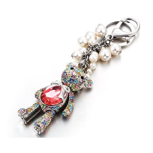 Best Porte Clés Images On Pinterest Key Chains DIY And - Porte clé swarovski