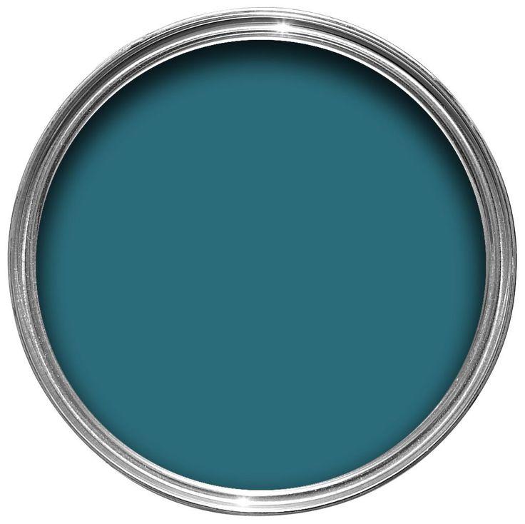 Dulux+Once+Teal+Tension+Matt+Emulsion+Paint+50ml+Tester+Pot+|+Departments+|+DIY+at+B
