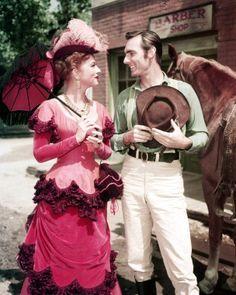 Dennis Dillon Dodge >> miss kitty amanda blake Gunsmoke dress - Google Search ...