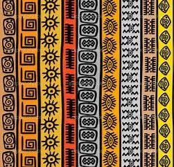 Résultat d'images pour frise tribu africaine