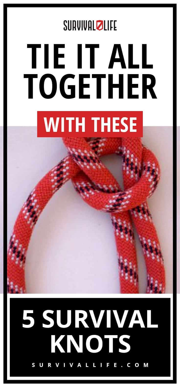 Survival Knots | Tie it All Together with These 5 Survival Knots