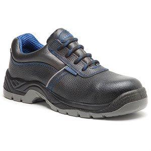 U-Power - S1- Zapato de seguridad de ante con ventilación lateral Beige Size: 36 EU 9yOQX