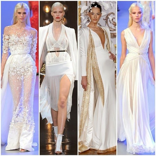 Lucy May's Fashion Blog: Lace and Transparent Material. Hot Or Not ???