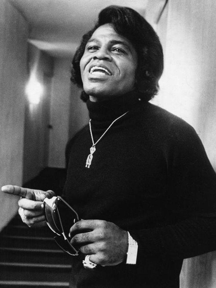 James brown-hair!!!!