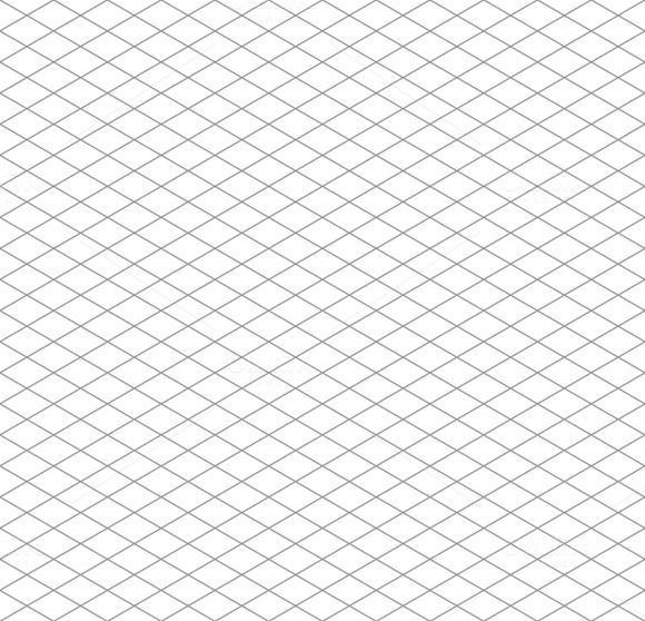 Isometric Grid Seamless Pattern By Graphicsauthor  Graphics