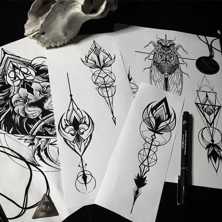"""""""designs from my new sketchbook!!!U can take these and 100 more designs with animals-insects-mandala-skulls etc. by preordering now on www.stc-…"""""""
