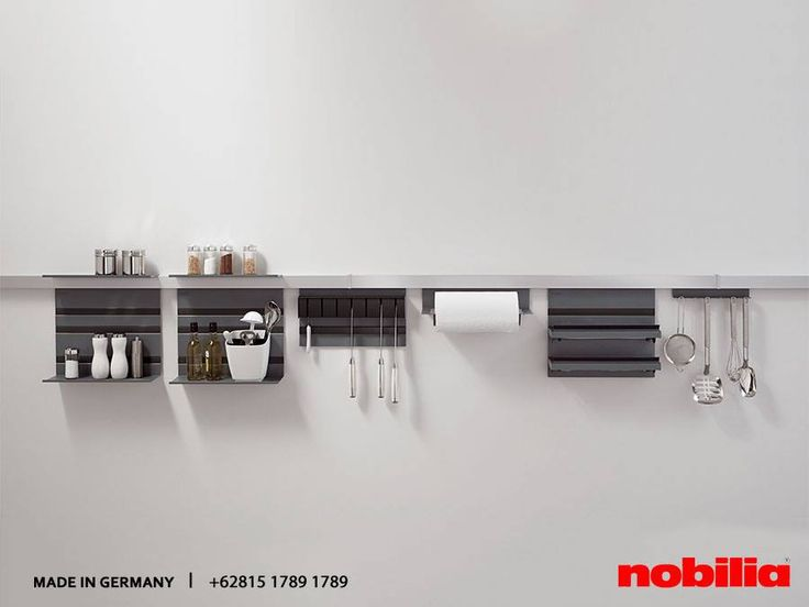 nobilia kitchen attractive clearly arranged and extremely practical the railing system mosaiq offers the highest level of kitchen convenience - Vito Kuchen Nobilia