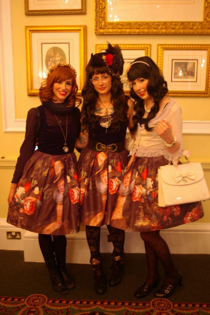 Lolita triplets!
