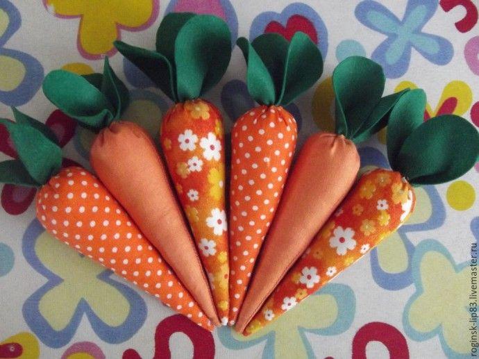 Еда для кролика: подарок на Пасху, сделанный своими руками. | Colors.life