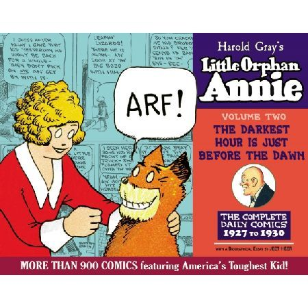 Complete Little Orphan Annie Volume 2 Little Orphan Annie - the original female comics hero - takes on chiseling business men and a gang of thieves armed only with her sharp wit and a good left hook Then she helps her surrogate parents by http://www.MightGet.com/january-2017-13/complete-little-orphan-annie-volume-2.asp