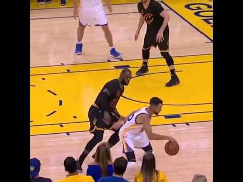 MAX SPORTS: NBA PLAY-OFFS: STEPHEN CURRY TAKES LEBRON JAMES FO...