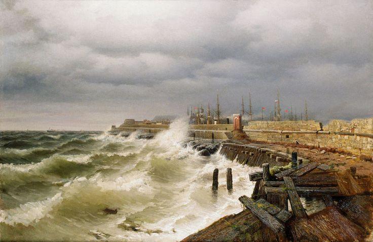 Odessa muul | 1885 | Eesti Kunstimuuseum | CC0
