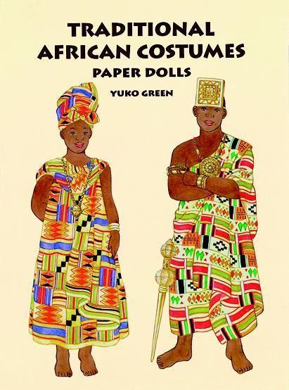 Африканские костюмы в фотографиях