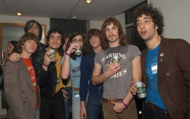 The Strokes And Kings Of Leon