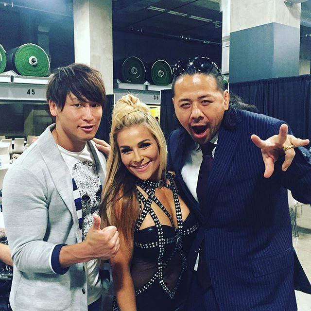 Kota Ibushi, Natalya & Shinsuke Nakamura
