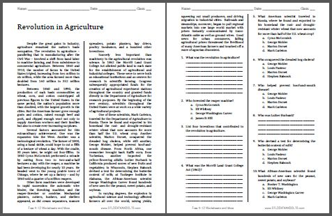farming in the bahamas coursework question 2 Soil and land resources of the bahamas   farming, being generally flat, close to the water table, and young enough to be relatively soft and easily crushed .