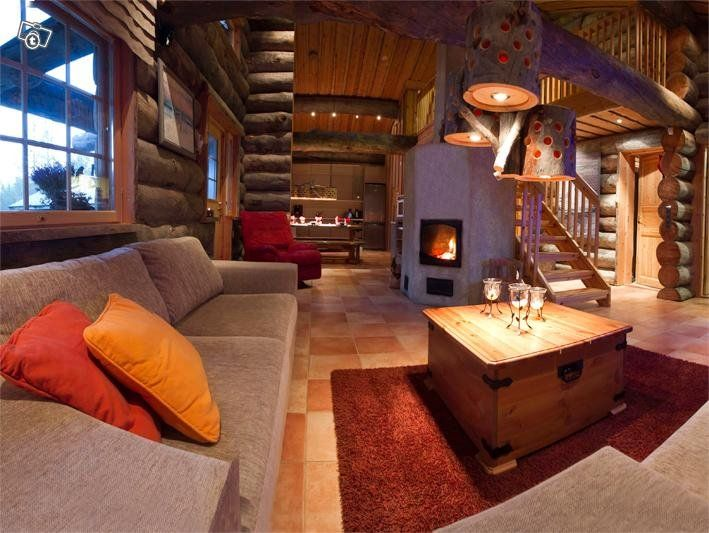 Grand designs finnish log house