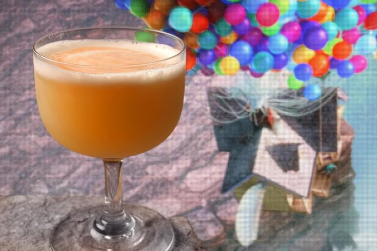 Pisco Sour - Peru and Chile's equivalent to the Bloody Mary.