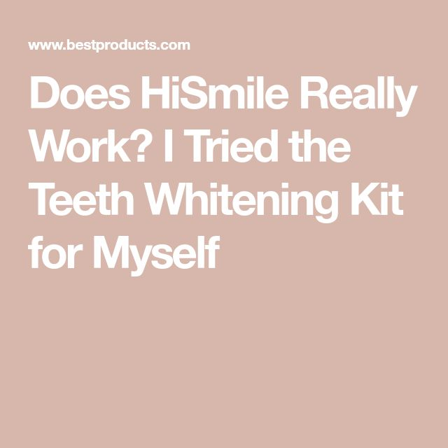Disillusioned Oral Care The Dentist #TeethWhitenin…