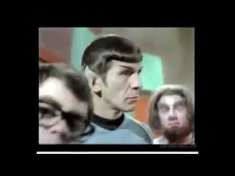 Star Trek rare 60s outtakes, bloopers, TV promos - YouTube