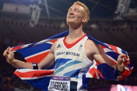 Greg Rutherford, wins gold!