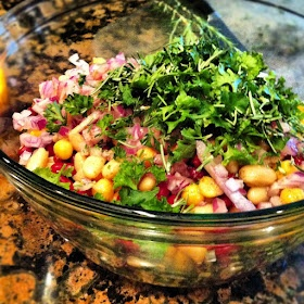 Three bean salad   Yum   Pinterest   Three Bean Salad, Bean Salads and ...