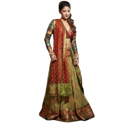 Weddings are passions in India and every bride wants to look beautiful on this important day. It's a really nice blog discussing about lehengas and other traditional indian clothing. So read on!!!!