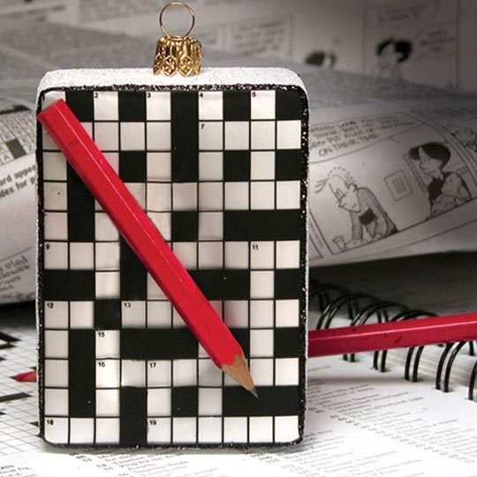 Christmas decorations crossword : Best images about crossword puzzles on