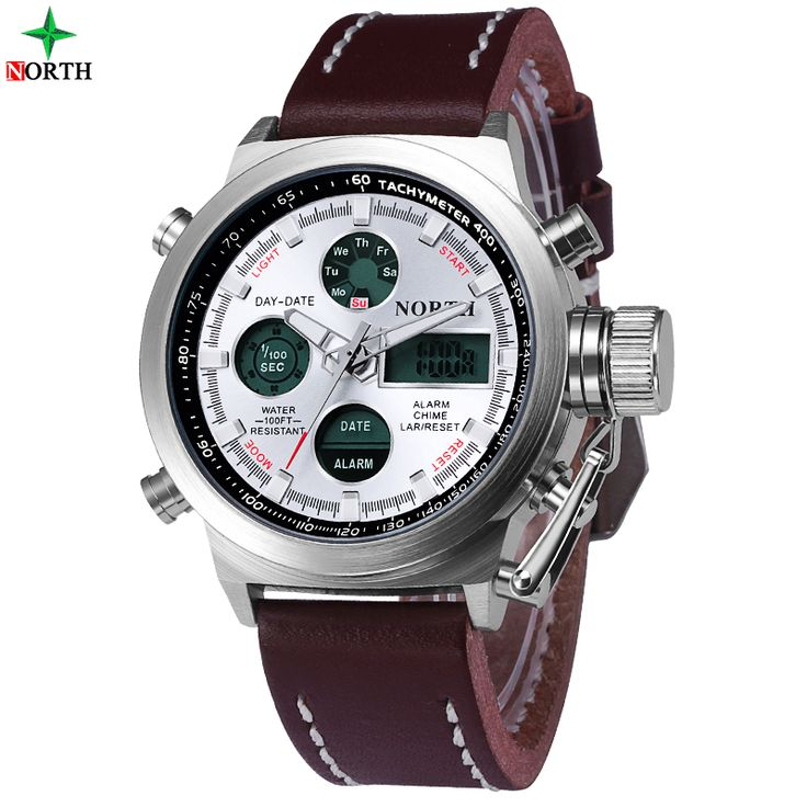 Men Sport Watch Waterproof Military LED Digital Watch Analog Alarm Relogios Masculinos 2016 Fashion Casual Sport Wristwatch Men #>=#>=#>=#>=#> Click on the pin to check out discount price, color, size, shipping, etc. Save and like it!