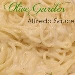 """Better than Olive Garden Alfredo recipe   Like this recipe? """"Pin it"""" to save it by clicking the photo above!!  Be sure to follow CentsLessDeals on Pint(...)"""