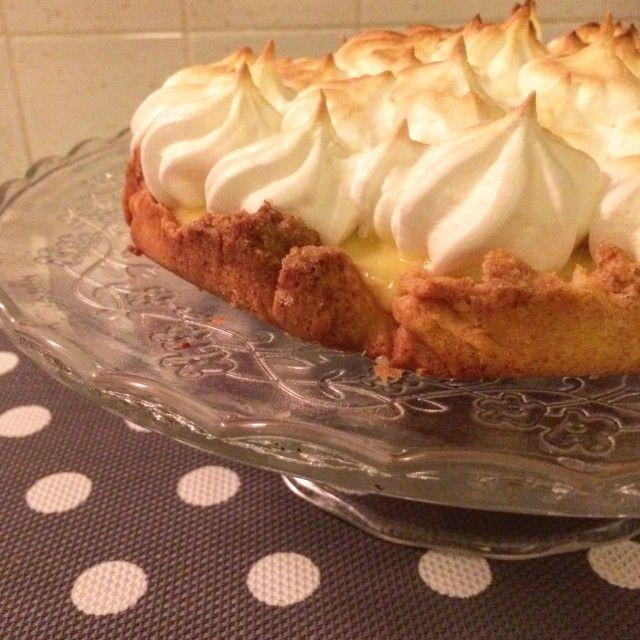 Una nuova ricetta dal mondo: la lemon pie, bella, buonissima e non così difficile da preparare!