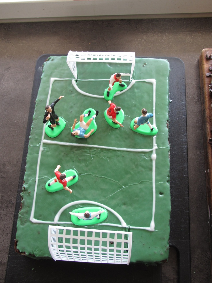 Endnu en fodboldkage...