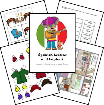 Learn Spanish - Download Free Practice Booklet for ...