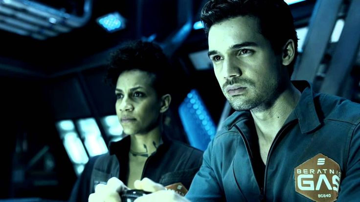 Inside The Expanse - Episode 8 | THE ZONE | SKY TV