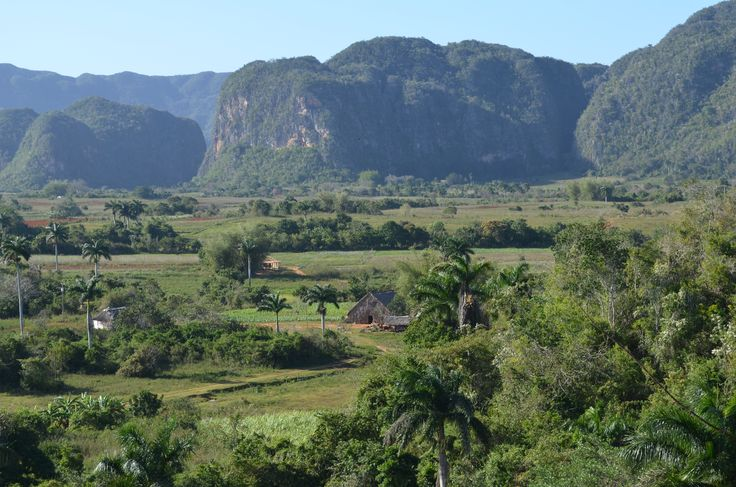 vinales tobacco valley