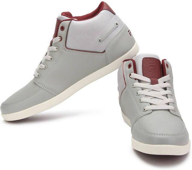 NimbleBuy: FILA mid ankle sneakers(BEST BUY)