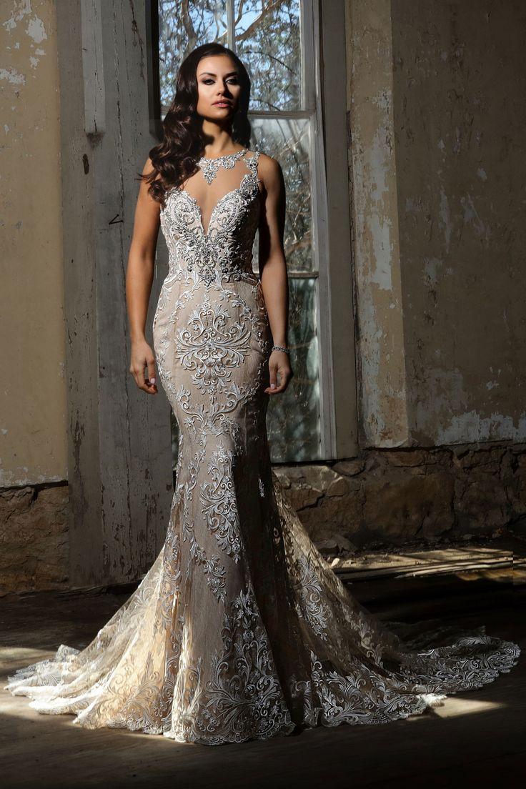 Simple Cristiano Lucci LELIA Find Top Designer Wedding Dresses u Bridal Gowns at Jaehee Bridal