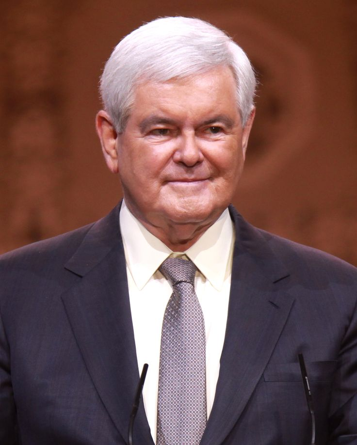 "Former Speaker of the House, Newt Gingrich seemed optimistic about Donald Trump's appeal saying ""… he represents a different era."" It's true the Donald in unencumbered by loyalty to establishment"
