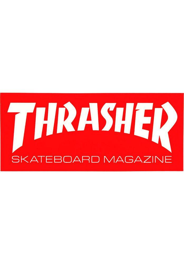 Thrasher Skate-Mag-Standard - titus-shop.com #Misc. #AccessoriesMale #titus #titusskateshop