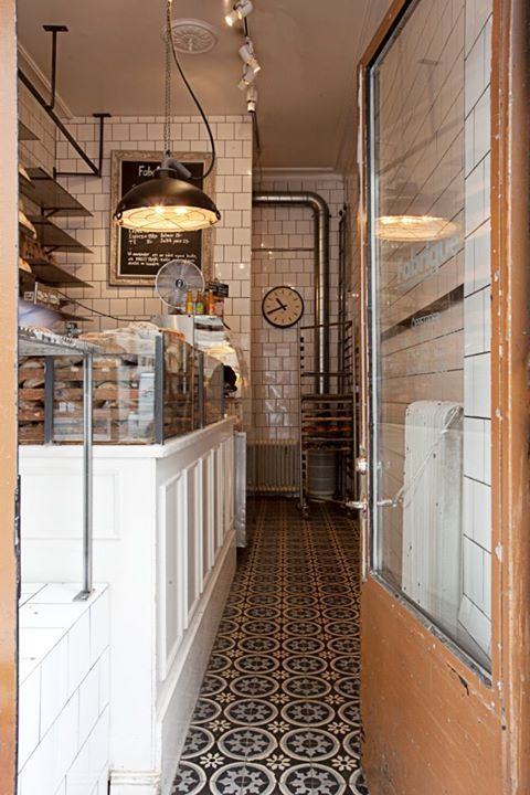 114 best restaurant design images on Pinterest | Bakery shops ...