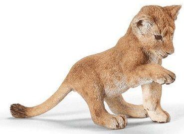 Schleich - Lion Cub - Playing