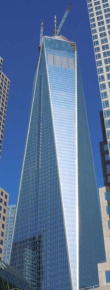 One World Trade Center (Freedom Tower) in New York City