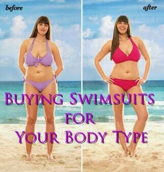 Picking the right swimsuit