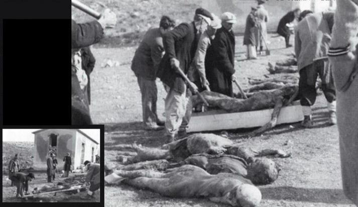 Καισαριανή:1η Μαΐου 1944, Η άνανδρη εκτέλεση 200 Ελλήνων από τις γερμανικές δυνάμεις Κατοχής