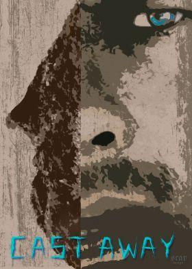 Cast Away Poster #inspiration #movieposter #movieposters4sale #digitalillustration #pelicula #film #minimalistdesign #graphic #filmposter #posterdesign #graphicdesign #movielover #film #poster #movieposter #movieposters4sale #digitalillustration #ilustracion #pelicula #film #graphic #filmposter #posterdesign #graphicdesign #bestmovies #movielover #castawaymovieposter