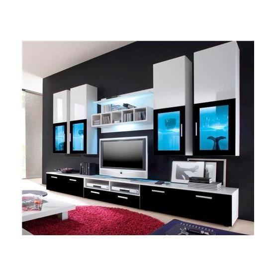 25+ best ideas about meuble tv led on pinterest | tv unit design ... - Composition Meuble Tv Design