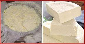 """Brânză """"Suluguni"""" de casă - cea mai fină și delicioasă brânză, gata într-un timp record! - Bucatarul"""