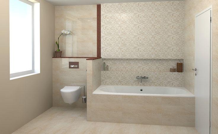 3D látványtervezés – Fürdőszobaszalon